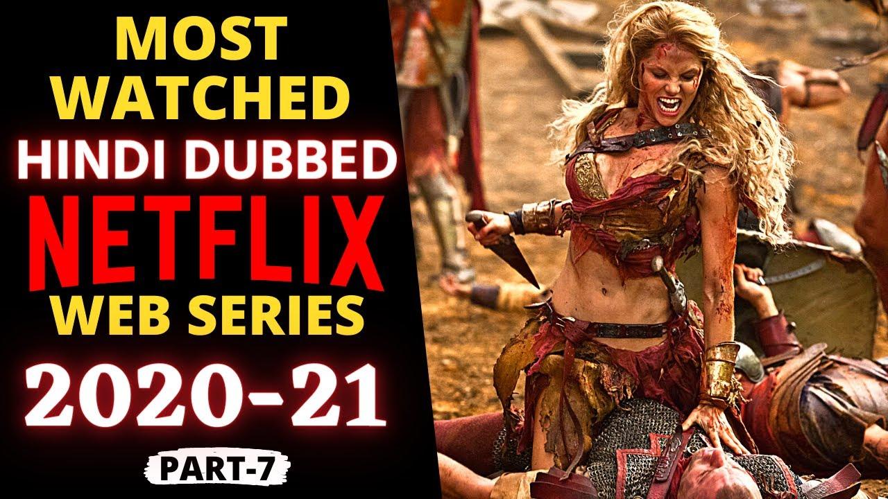 "Download Top 10 ""Hindi Dubbed"" NETFLIX Web Series IMDB Highest Rating (Part 7) Abhi Ka Review"