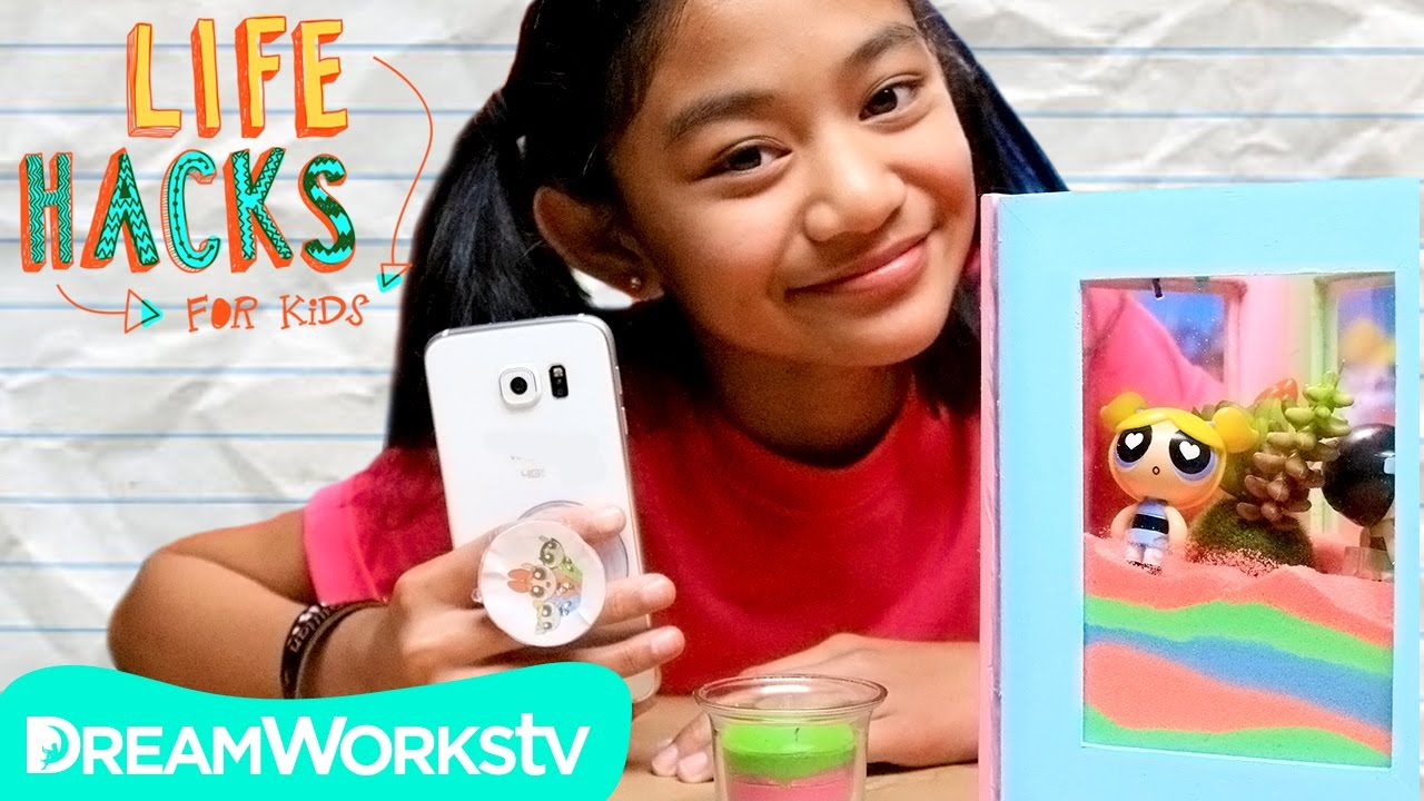 Life Hacks For Kids S2 O E6