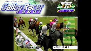 Gallop Racer 2001 ... (PS2)