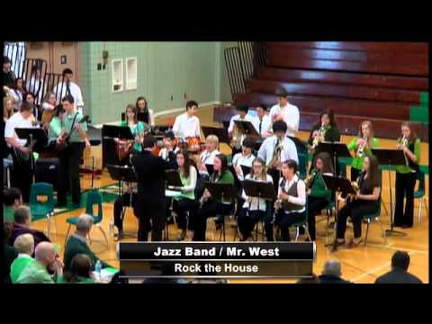 Jazz Band - Rock the House