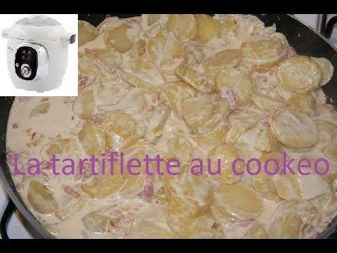 """tartiflette-au-cookéo-""""recette-rapide"""""""