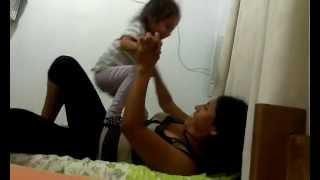 niña karateca