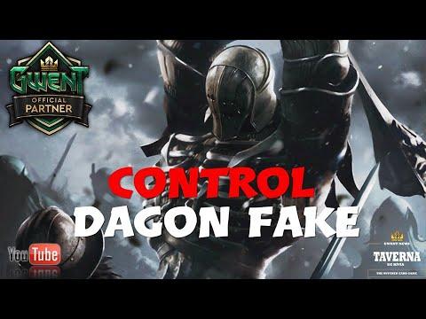 [gwent] Control Dragon Fake Monster Deck