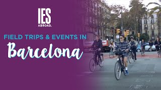 BARCELONA   Study Abroad   DiscoverIES & Field Trips in Barcelona