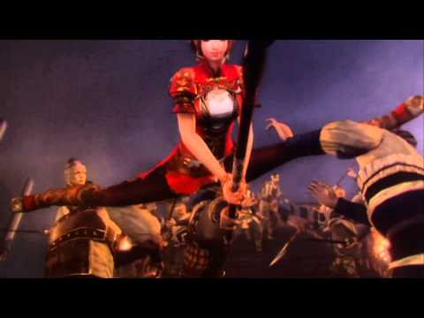 Dynasty Warriors 8 Opening Cinematic 1080P