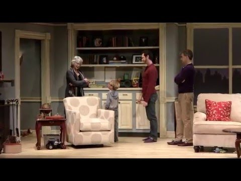 Mothers and Sons at the Waterfront Playhouse in Key West, Florida.