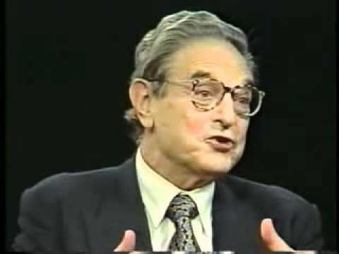 SorosChannel - George Soros 1998 - Charlie Rose