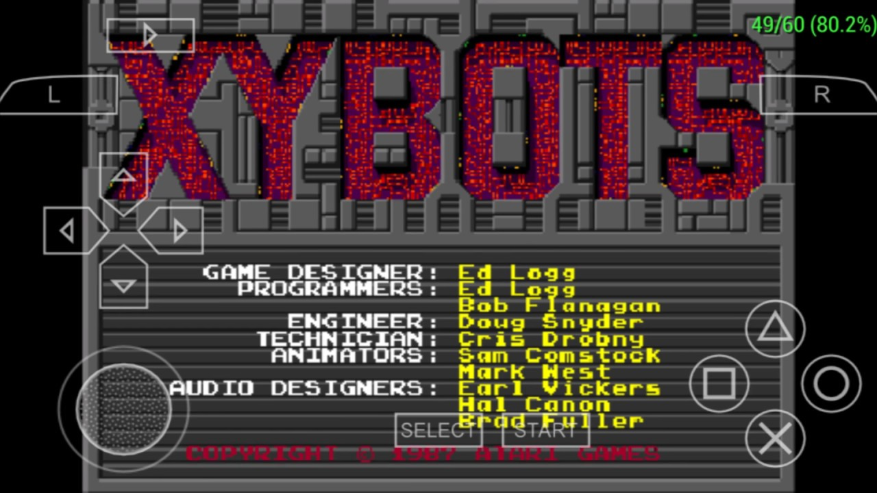 [Android][ARMV7][Mame4all] PPSSPP v1 3 0 1 - Xybots