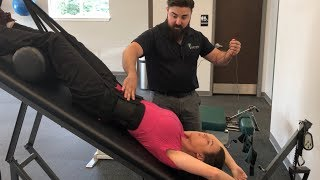 *CHRONIC* Low Back Pain fixed by FULL BODY Chiropractic Adjustment