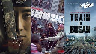 5 Korean Zombie movies & d…