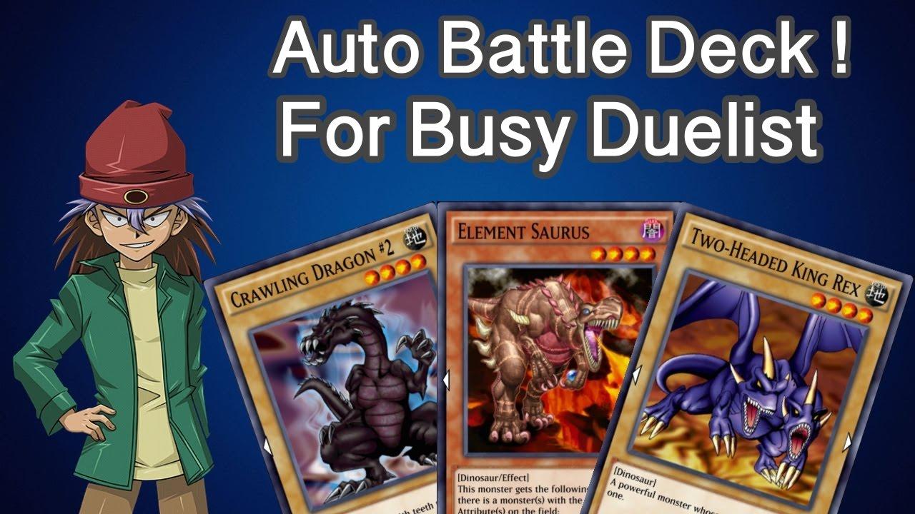 Battle Deck: Dino Might