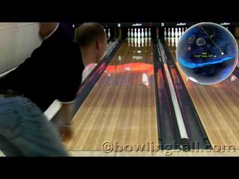 Hot Sauce Bowling Ball 33