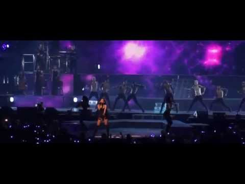 Ariana Grande - BREAK FREE Live American Airlines Center DALLAS, TX OCT. 11, 2015