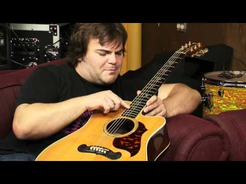 Jack Black - Guitarings Interview Part 3
