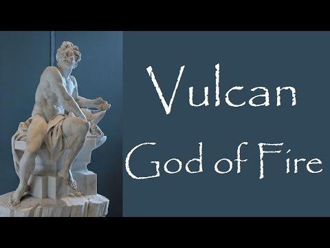 Roman Mythology: Story of Vulcan
