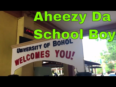 American Going to School in the Philippines - University of Bohol - Simple Life Philippines