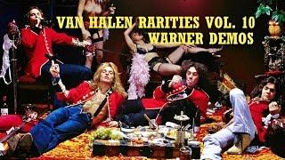 Van Halen Rarities vol. 10: BEST OF WARNER DEMOS (oct. 1977) - best quality possible!