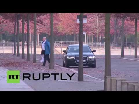 Germany: Merkel meets with Bavaria's Seehofer to discuss refugee crisis