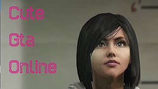 How To Make A Cute Gta Online Female Character