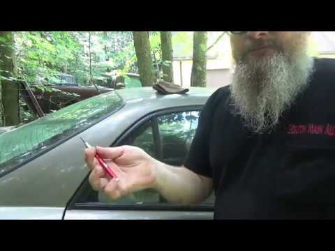 Break a vehicle window with an automatic center punch? Let's find out! from YouTube · Duration:  4 minutes 22 seconds