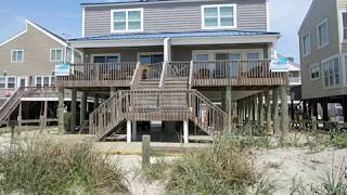 Roberts' House, South Villa - North Myrtle Beach, SC - Cherry Grove Beach - Oceanfront Vacation Home