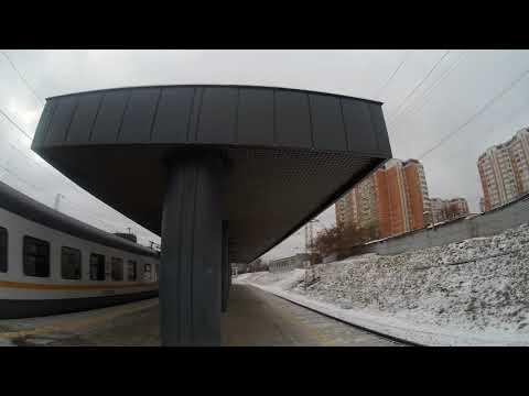 Железнодорожная станция Красный Строитель