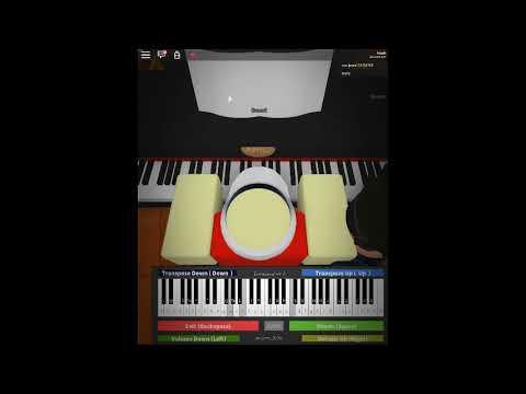 Roblox Piano - RUSH B
