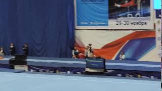 Sakirova Ursula  Vault1  final  2 place