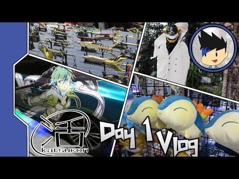 Katsucon 2018 (Day 1) - So Many Amazing Cosplays