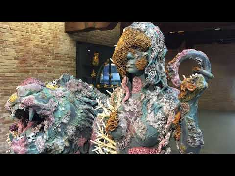 DAMIEN HIRST - TREASURES from the WRECK of the UNBELIEVABLE - VENEZIA