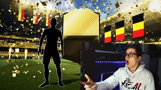 FIFA 17: OMFG 90+ INFORM WALKOUT! MY BEST PACK OPENING! 😱🔥 - FUT CHAMPIONS REWARDS!
