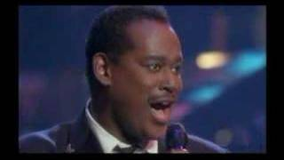 Luther Vandross: Always and Forever Concert: Part 2