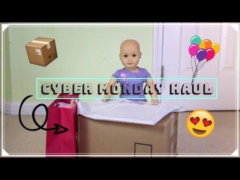 AG Cyber Monday Haul!