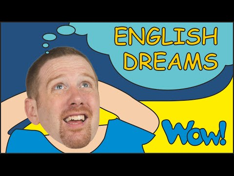 Dream Kids! English Dreams with Steve and Maggie | Jump, Fly and Swim