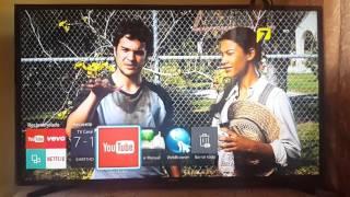 Samsung Smart TV UN43J5200 Serie 5 (En español)