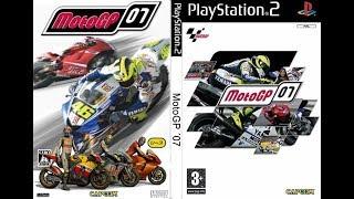 MotoGP 07 Main Menu Theme (PS2)