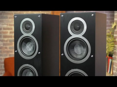 ELAC Debut F5 floorstanding speakers deliver phenomenal performance