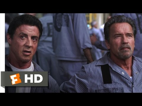 Escape Plan 611 Movie CLIP  The Tomb 2013 HD