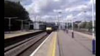 GNER train through New Barnet (#15)