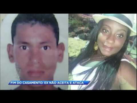 Mulher é assassinada a golpes de faca na frente da filha