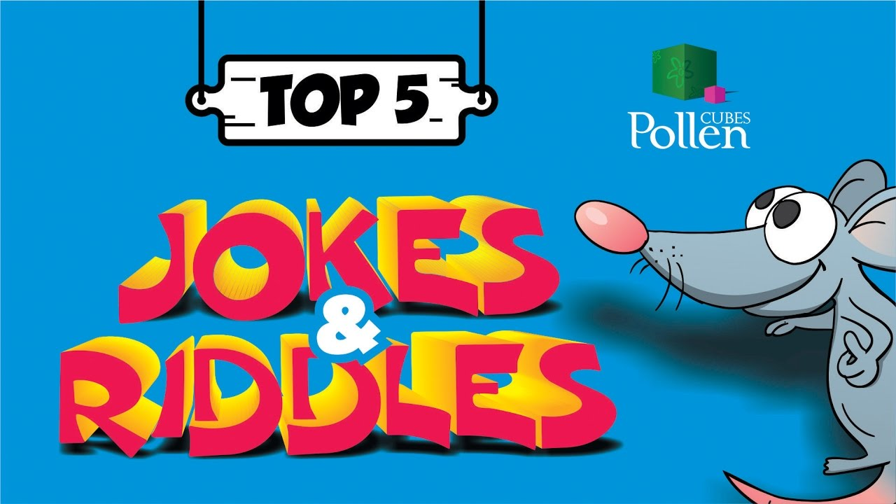 Top 5 Jokes & Riddles For Kids I Clean Humour For Children ...