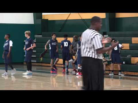 All star basketball game 06 10 2017 at Ontario Christian Schools