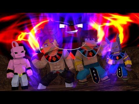 Minecraft: DRAGON BALL HAKAI ⚡ - MUNDO DOS PERDIDOS !!! ‹ Ine › letöltés