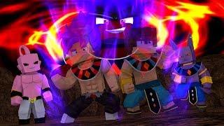 Minecraft: DRAGON BALL HAKAI ⚡ - MUNDO DOS PERDIDOS !!! ‹ Ine › thumbnail