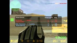Counter-Strike 1.6 z Andrzejem cz.1