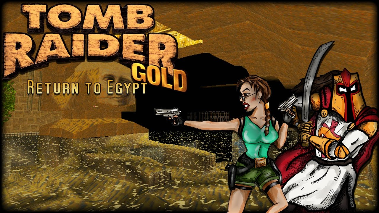 Tomb Raider Unfinished Business Pc 1998 Return To Egypt