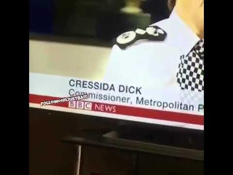 Cressida Dick...