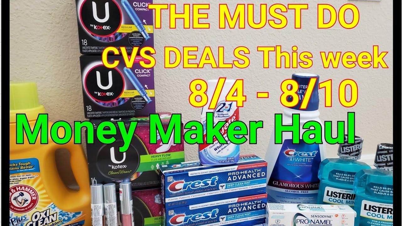 top cvs deals to do this week