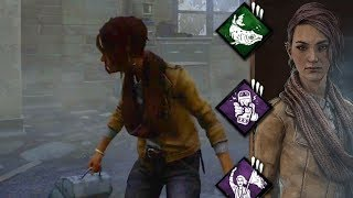 New Survivor Zarina Kassir - Perks Gameplay & Mori | Dead by Daylight