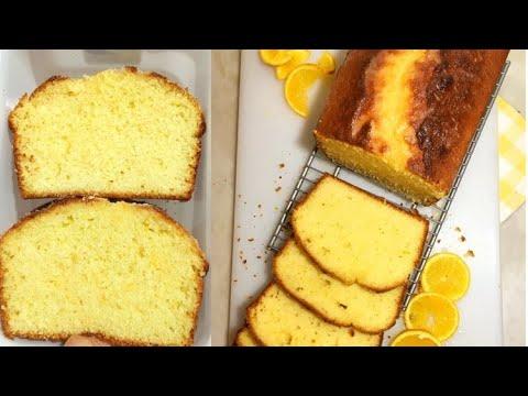 كيكة-البرتقال-المنعشة-بدون-زبدة-وبمكونات-موجودة-في-كل-بيت-تذوب-في-الفم-وبنتها-لاتقاومorange-cake